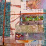 Art journaling Spelen met kleuren Janny Buijs