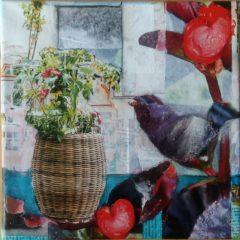 collage spelen met kleuren janny buijs