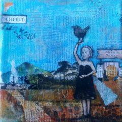 janny buijs spelen met kleuren collage
